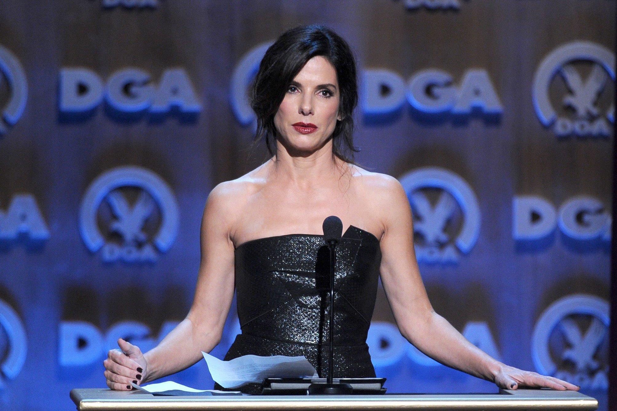 Sandra Bullock | Quelle: Getty Images/GlobalImagesUkraine