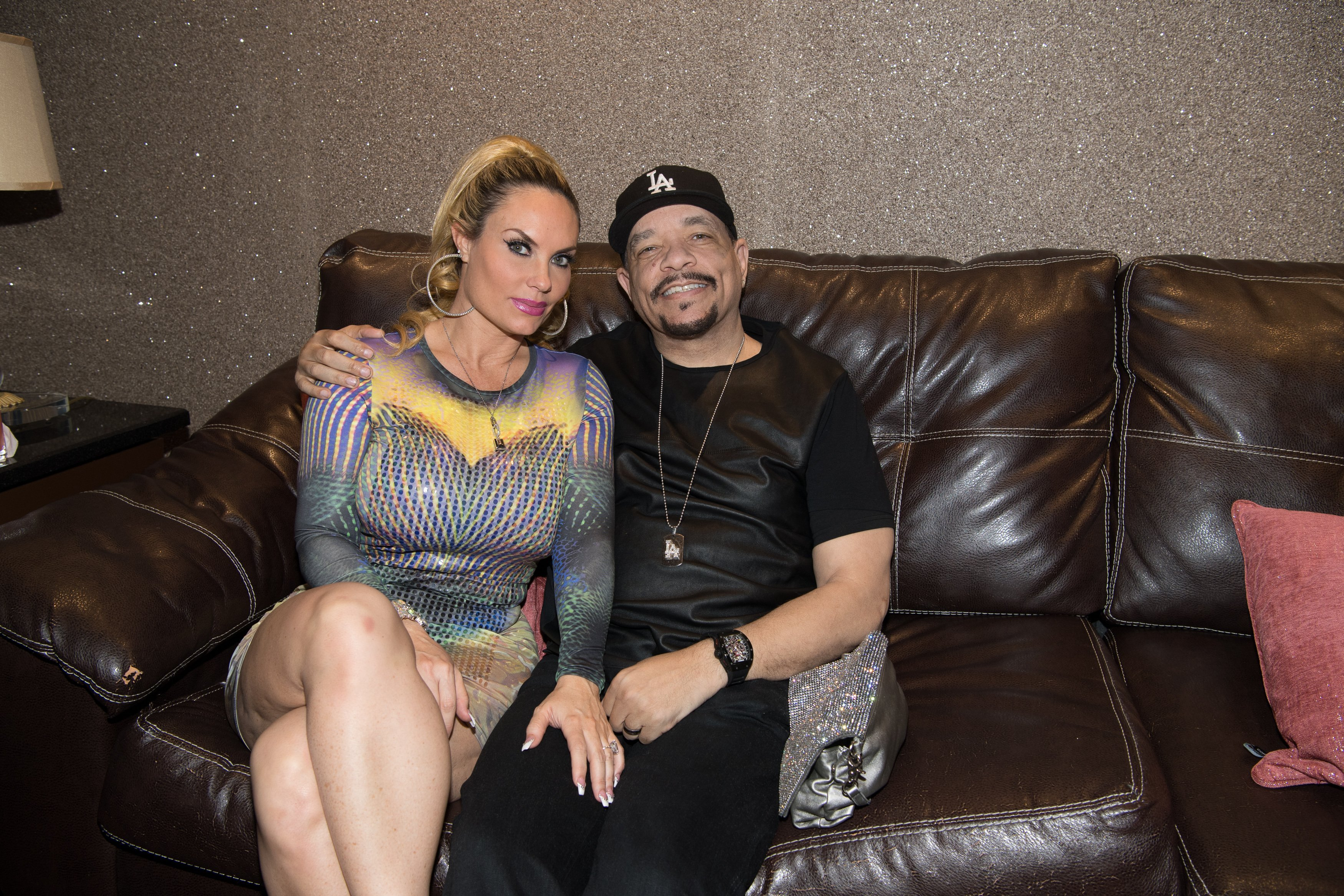 Ice-T and his wife Coco Austin | Photo: Getty Images