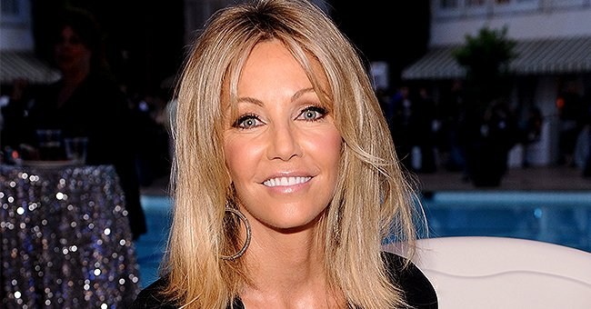 Heather Locklear Reportedly Engaged to Her Longtime Boyfriend Chris Heisser