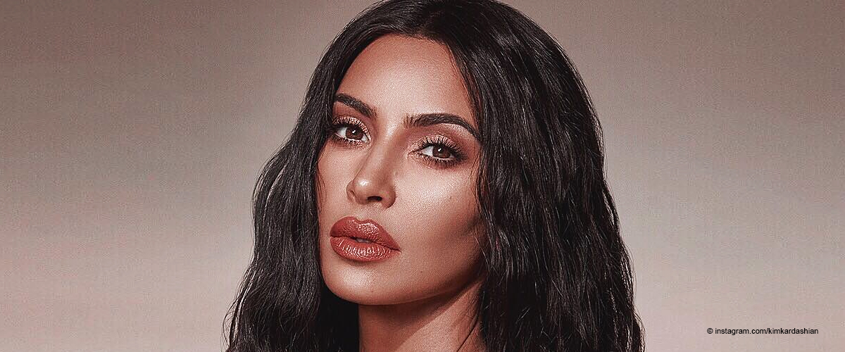 Kim Kardashian Flaunts Her Curves with Mom and Sisters as They Celebrate Their 'Sweet 16'