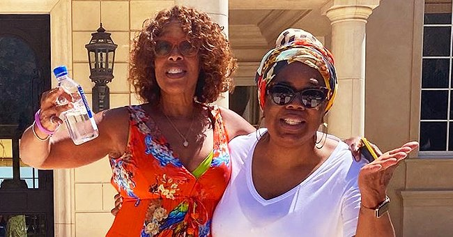 Oprah Winfrey Reveals Gayle King and Her Family Tested Negative for COVID-19 Ahead of Their Gathering