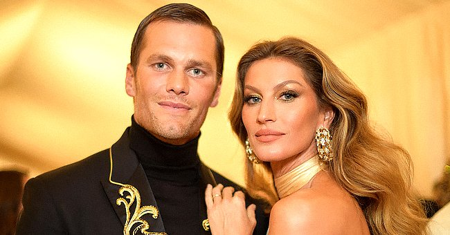 Tom Brady's Wife Gisele Bündchen Shows off Her Endless Legs on Vogue Cover