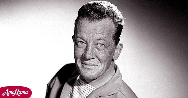 """Picture of William Talman on """"Perry Mason"""" 
