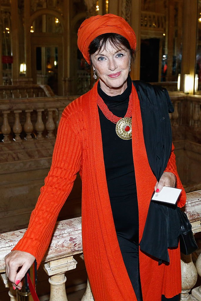 Actrice française Anny Duperey. | Photo :Getty Images