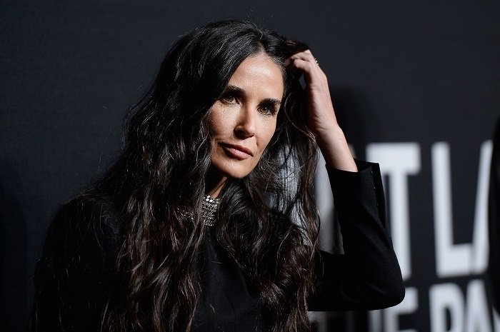 Demi Moore I Image: Getty Images