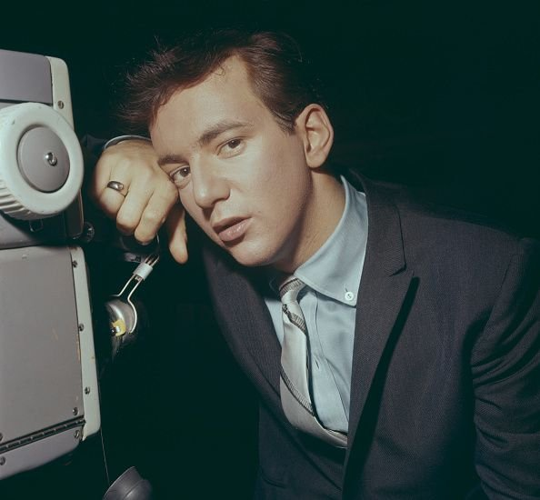 Singer Bobby Darin, 1960   Photo: Getty Images
