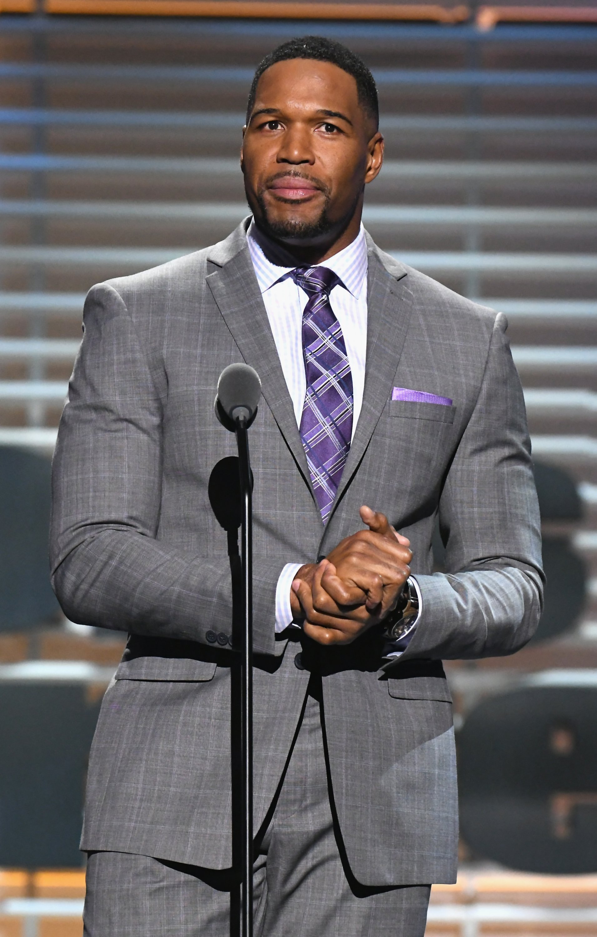 Michael Strahan. | Source:  Getty Images