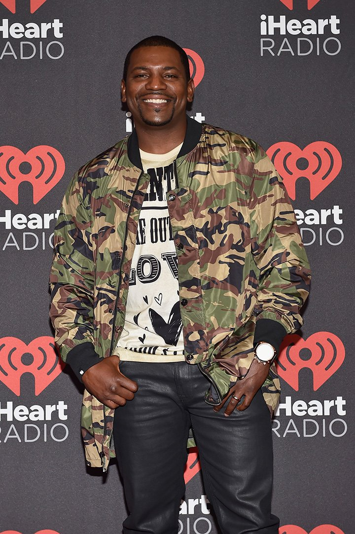 Mekhi Phifer attends the 2016 iHeartRadio Music Festival at T-Mobile Arena on September 24, 2016. | Photo: Getty Images
