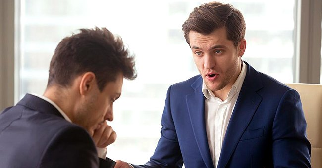 Daily Joke: A Man Had a Meeting with His Boss