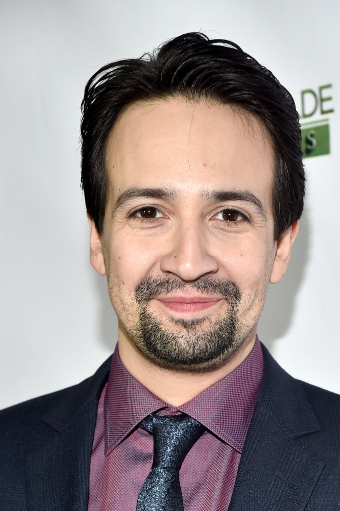 Lin-Manuel Miranda attends the 12th Annual US-Ireland Aliiance's Oscar Wilde Awards event at Bad Robot on February 23, 2017, in Santa Monica, California. | Source: Getty Images.