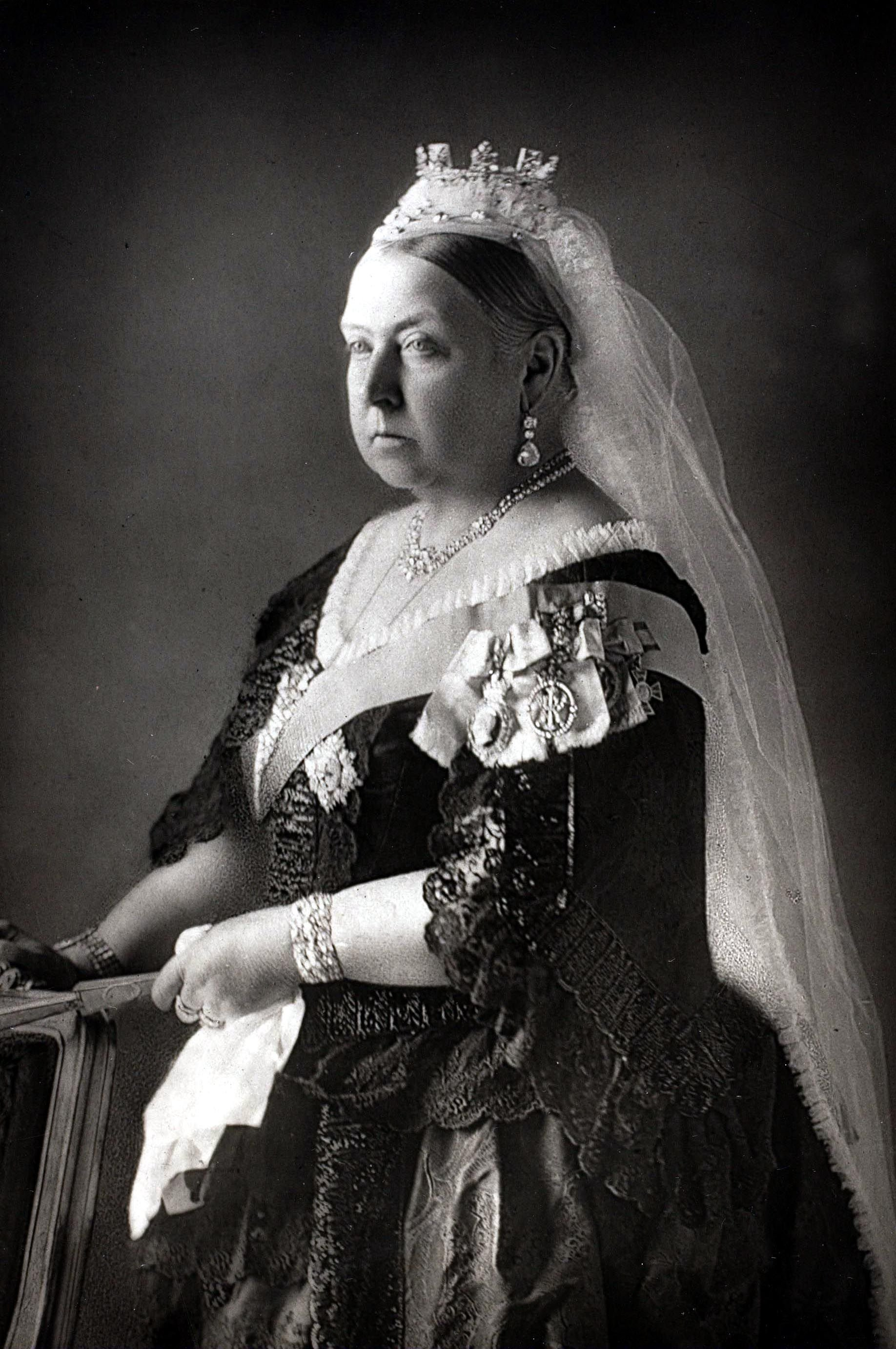 A portrait of HM Queen Victoria of Great Britain on January 01, 1800   Photo: Getty Images