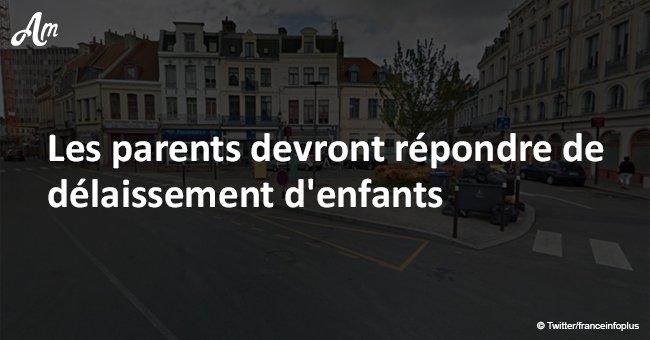 Deux enfants ont été retrouvés en pyjama dans la rue : des sauveteurs racontent les résultats de l'enquête