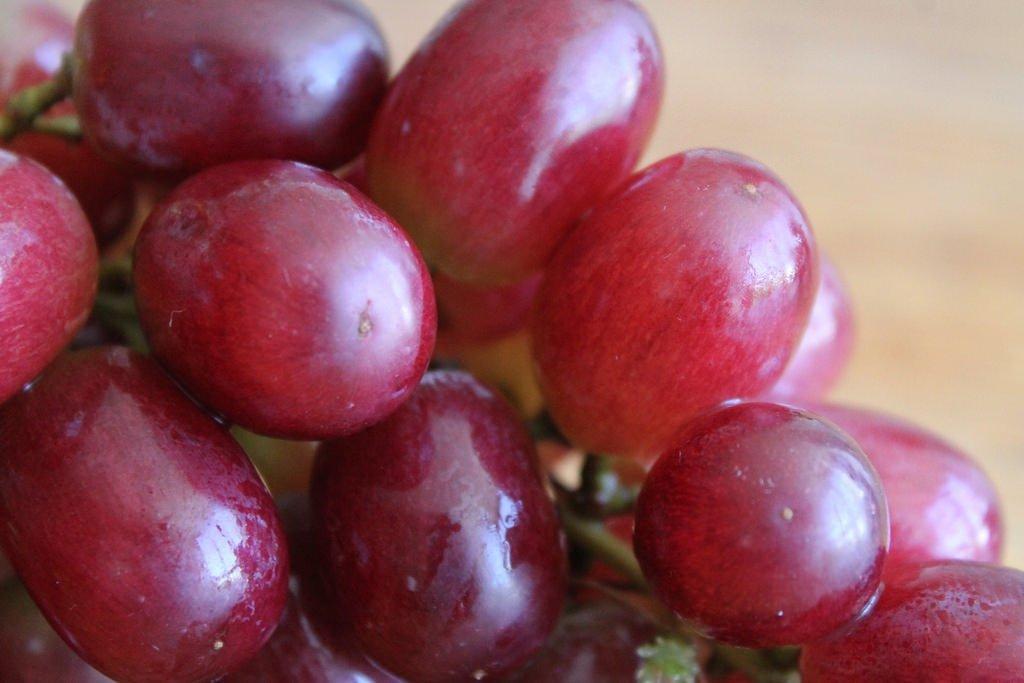 Racimo de uvas. | Imagen: Flickr