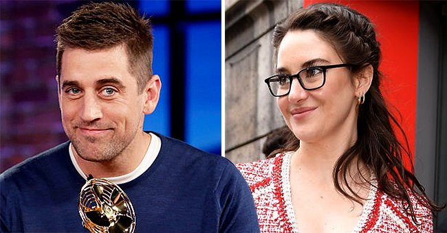 People: Aaron Rodgers & Shailene Woodley's Relationship Did Not Seem Very Serious at First