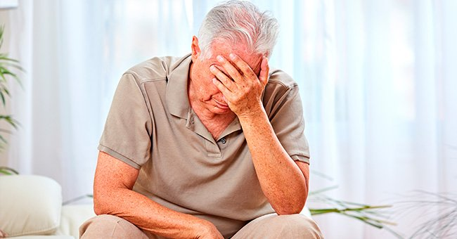 An older man deep in his thoughts   Photo: Shutterstock