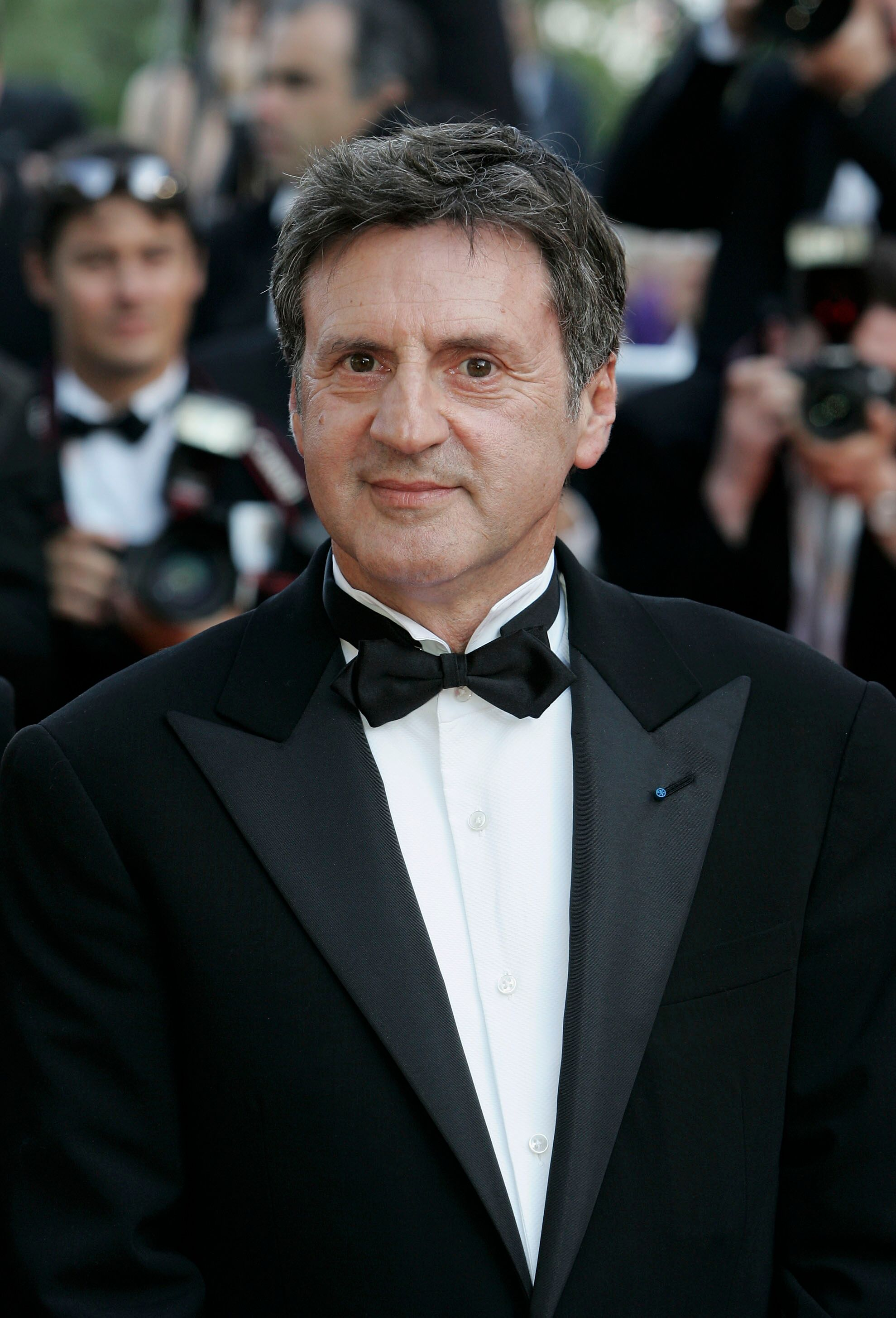 Le comédien Daniel Auteuil. l Source : Getty Images