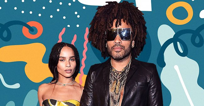 Check Out Lenny Kravitz's Response to His Only Daughter Zoë's Birthday Tribute to Him