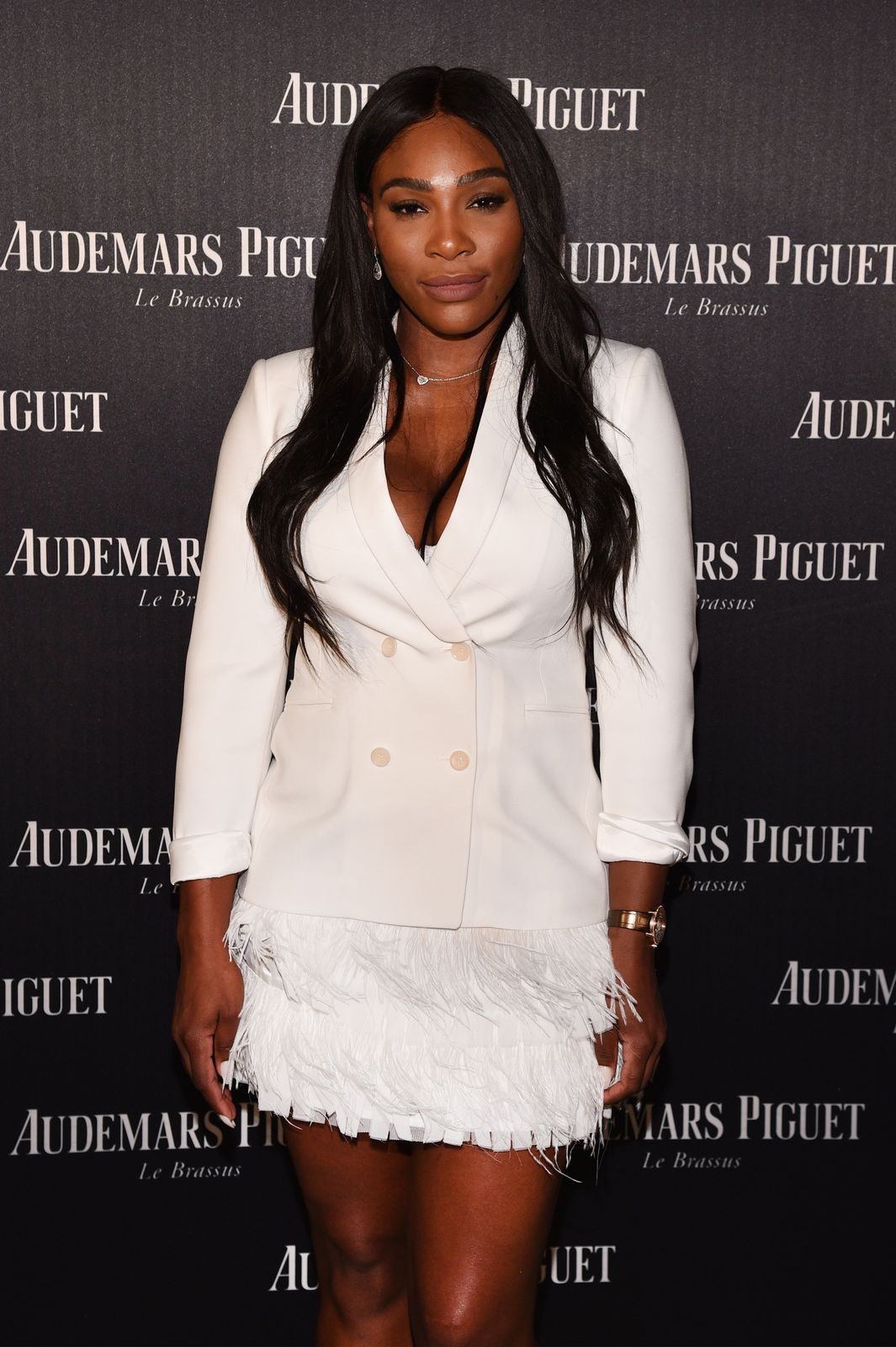 """Serena Williams at the Audemars Piguet Art Commission Presents """"Reconstruction of the Universe"""" By Sun Xun on November 29, 2016 