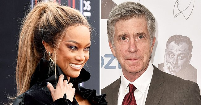 DWTS Host Tyra Banks Says She Didn't Feel Intimidated Stepping in after Tom Bergeron's Firing