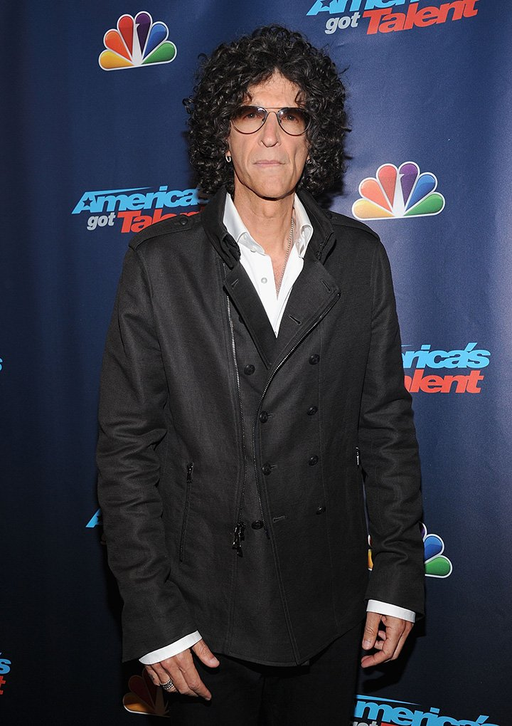 """Howard Stern attends the """"America's Got Talent"""" Post Show Red Carpet at Radio City Music Hall on August 14, 2013 in New York City. I Image: Getty Images."""