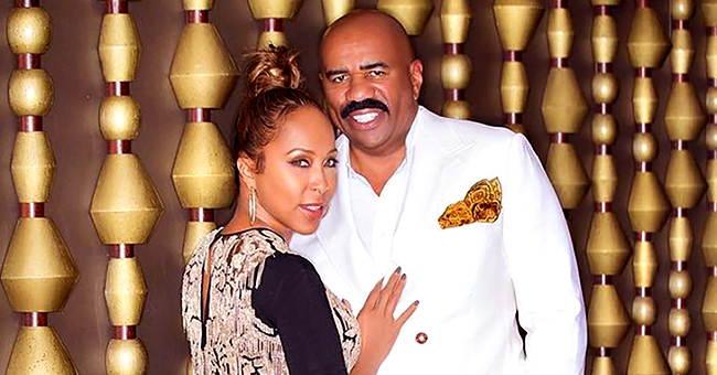 Steve & Marjorie Harvey Celebrate 12 Years of Marriage with Sweet Tributes
