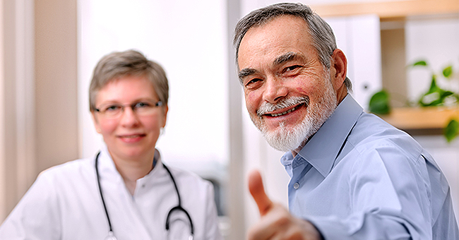 Daily Joke: An 80-Year-Old Man Goes to the Doctor for His Annual Checkup