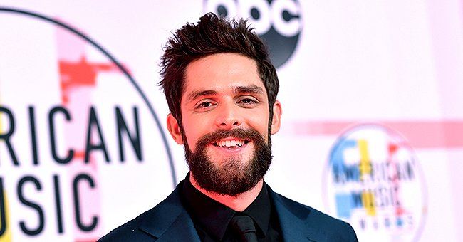 Thomas Rhett and Wife Lauren Akins Have Two Beautiful Kids - Meet Both of Them