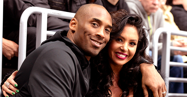 Kobe Bryant & Wife Vanessa Share Very First Photo of Baby Capri Kobe