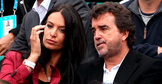 Jade, la femme d'Arnaud Lagardère, hospitalisée : elle l'annonce sur les réseaux sociaux