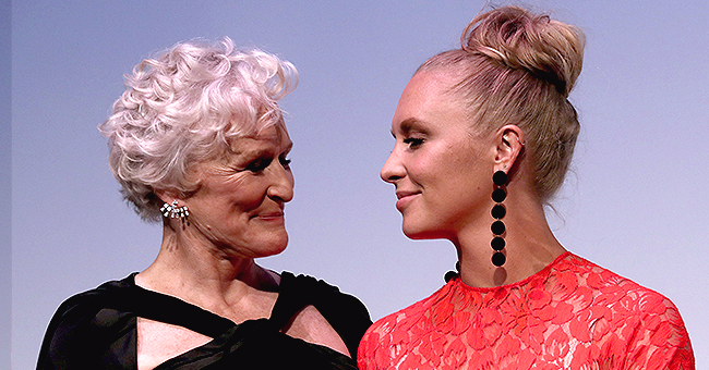 Glenn Close's Daughter Annie Starke Poses in Leopard-Print Outfit in New Photo
