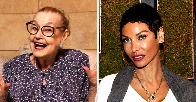 Nicole Murphy Mourns Death of Her Mom by Sharing Throwback Photos in a Tribute Post