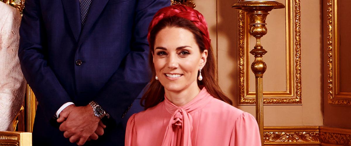 La presse anglaise est étonnée de voir Kate porter cette robe lors du baptême de Archie