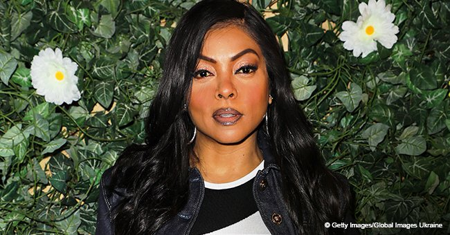 Empire star Taraji P. Henson claims she 'wouldn't wish being a single parent on her worst enemy'