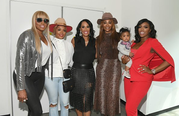 NeNe Leakes, Rasheeda Frost, Tanya Sam, Cynthia Bailey, Pilar Jhena, and Porsha Williams at A3C Festival & Conference on October 10, 2019 | Photo: Getty Images