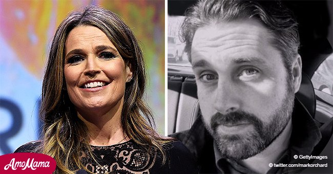 Savannah Guthrie Was Once Married To Mark Orchard Meet Her 1st Husband 10 Years After Their Divorce
