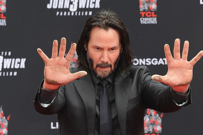 Keanu Reeves I Image: Getty Images.