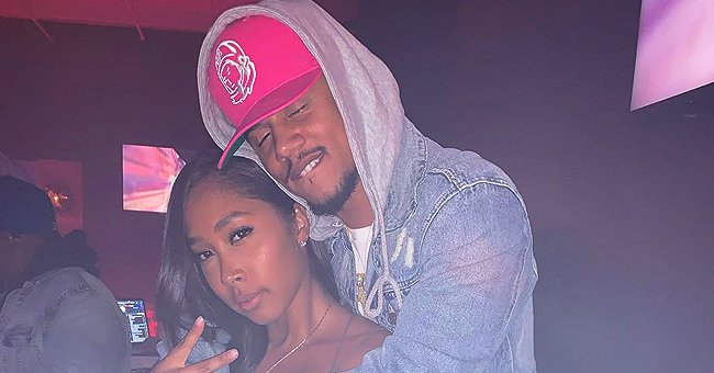 Apryl Jones from L&HH Wishes Boyfriend Lil Fizz a Happy Birthday with Touching Message and a Sweet Pic