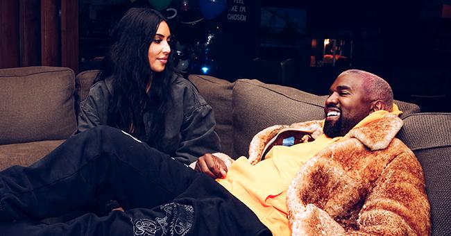 KUWTK Star Kim Kardashian Shares Rare PDA Photo as She Kisses Husband Kanye West