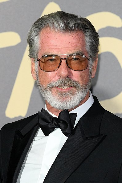 Pierce Brosnan at The British Museum on September 14, 2019 in London, England | Photo: Getty Images