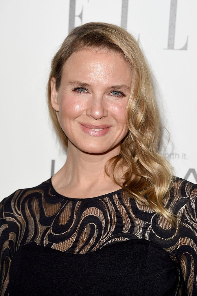 Renee Zellweger at the 2014 ELLE Women In Hollywood Awards. | Source: Getty Images