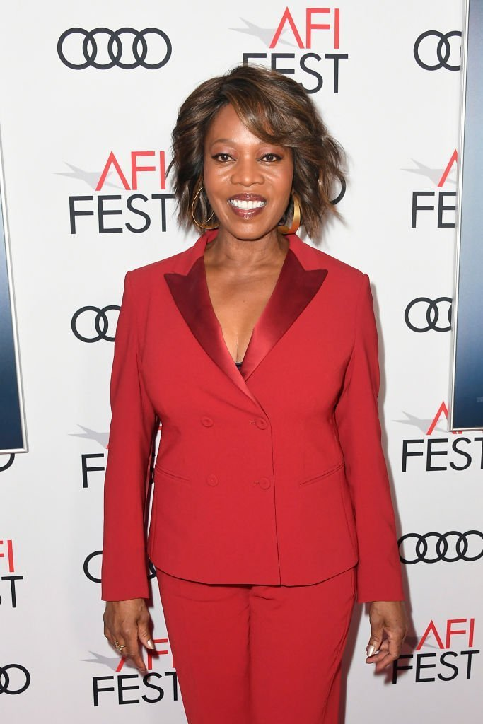 """Alfre Woodard attends the """"Clemency"""" Premiere at AFI FEST 2019 presented by Audi at TCL Chinese 6 Theatres  