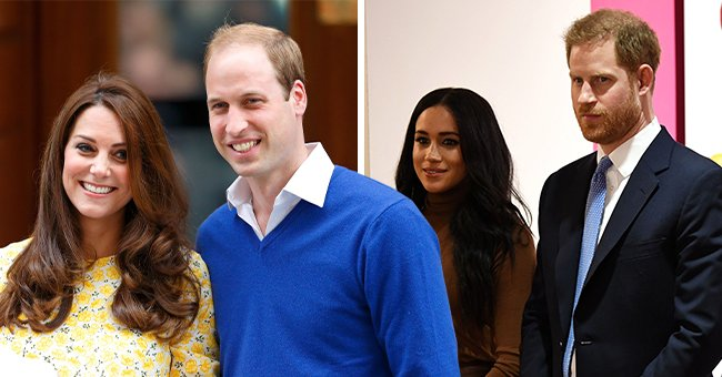 ET Online: Harry and Meghan Congratulate Kate and William Ahead of Their 10th Anniversary
