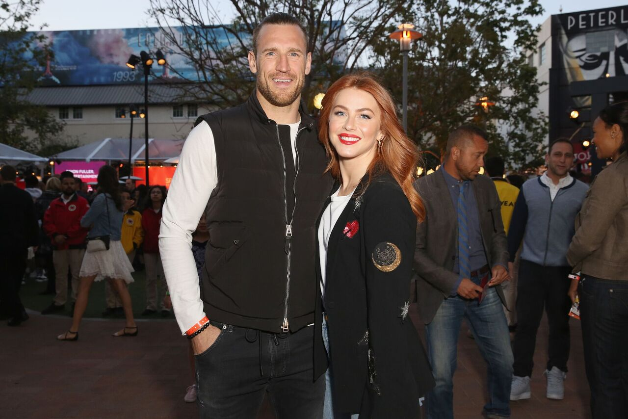 Brooks Laich and Julianne Hough attend City Year Los Angeles' Spring Break: Destination Education at Sony Studios on April 28, 2018 in Los Angeles, California | Photo: Getty Images