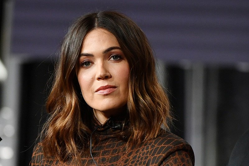 Mandy Moore on January 11, 2020 in Pasadena, California | Photo: Getty Images