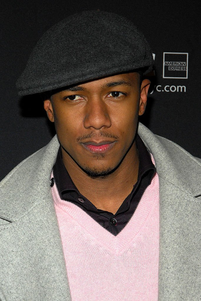 Nick Cannon en avril 2008 à New York. Photo : Getty Images