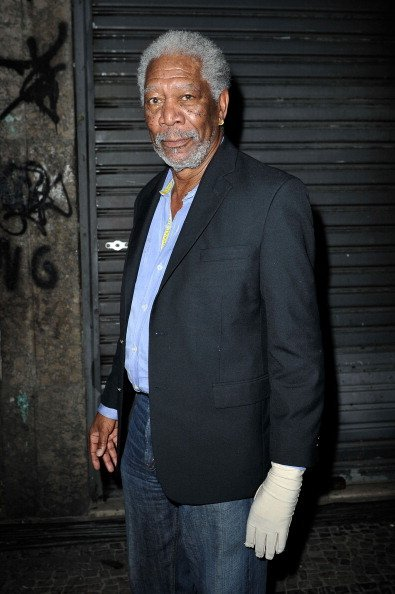 Morgan Freeman attends the Laureus Welcome Party at the Rio Scenarium during the 2013 Laureus World Sports Awards on March 10, 2013, in Rio de Janeiro, Brazil. | Source: Getty Images.