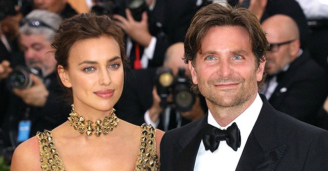 Irina Shayk and Bradley Cooper attend the Met Gala in New York City, in May 2018. | Photo: Getty Images