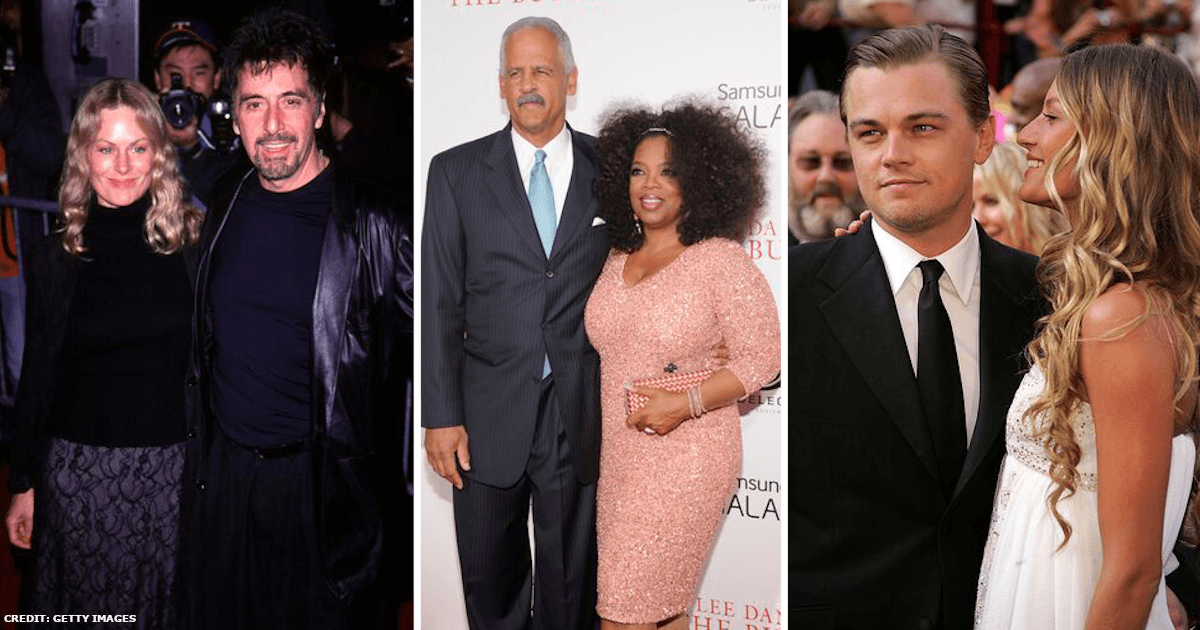 Meet 33 Celebrities Who are Absolutely Not the Marrying Kind