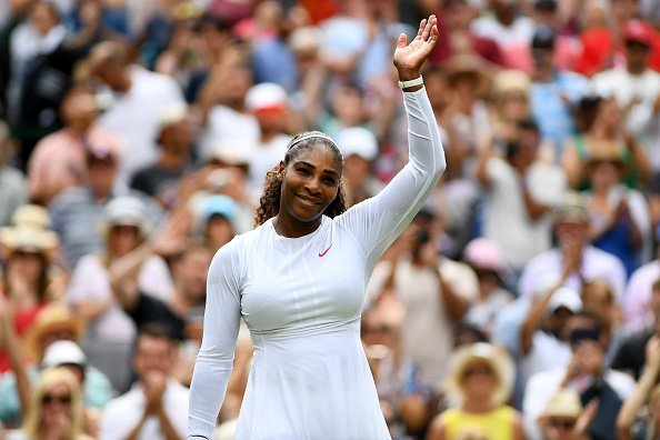 Serena Williams, The Championships - Wimbledon 2018 | Quelle: Getty Images