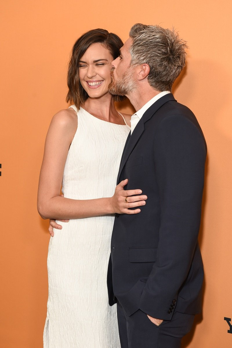 Odette Annable and Dave Annable on June 11, 2018 in Hollywood, California | Photo: Getty Images